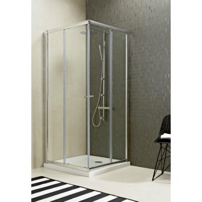 Cabine de douche carrée GALA - STEP.